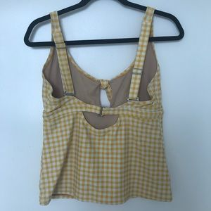 Old Navy Swim - Tie-Front Tankini Top for Women